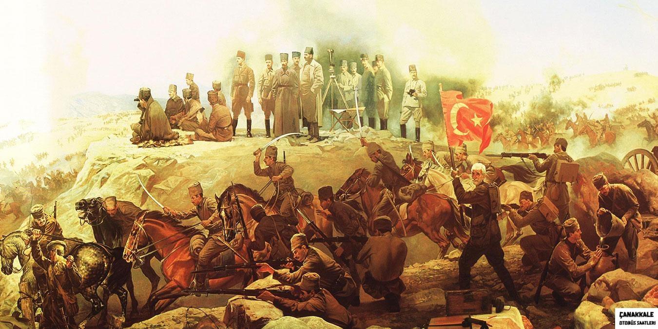 çanakkale kurtuluş savaşı resmi-1