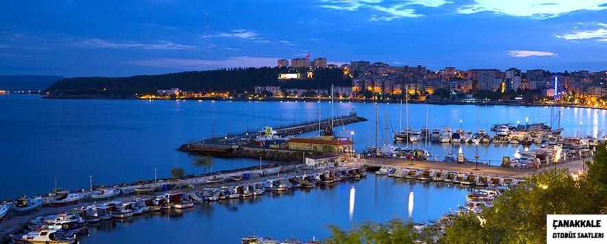 İstanbul'dan Çanakkale'ye Gitmek-2