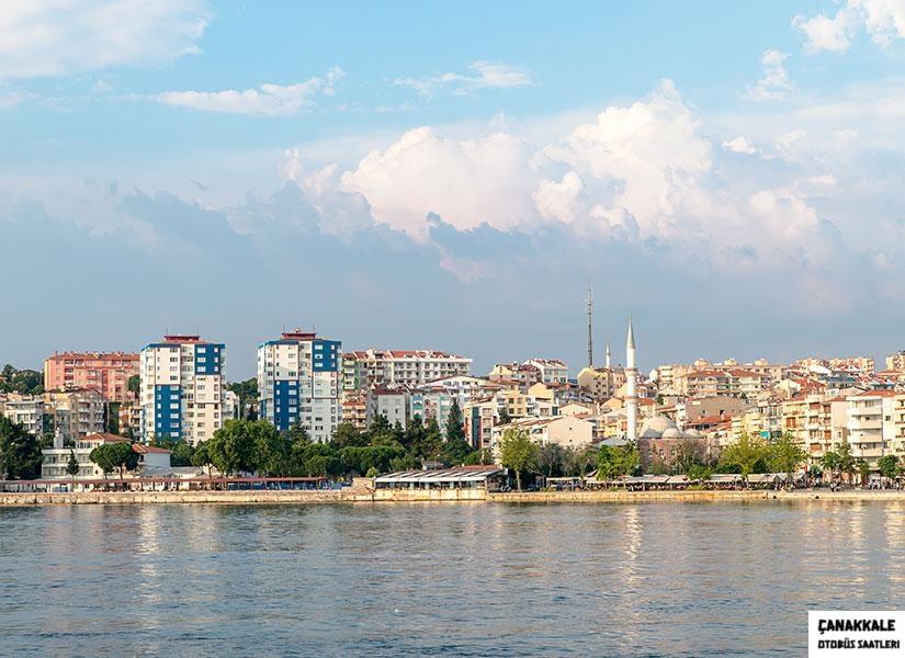 İstanbul'dan Çanakkale'ye Gitmek-1